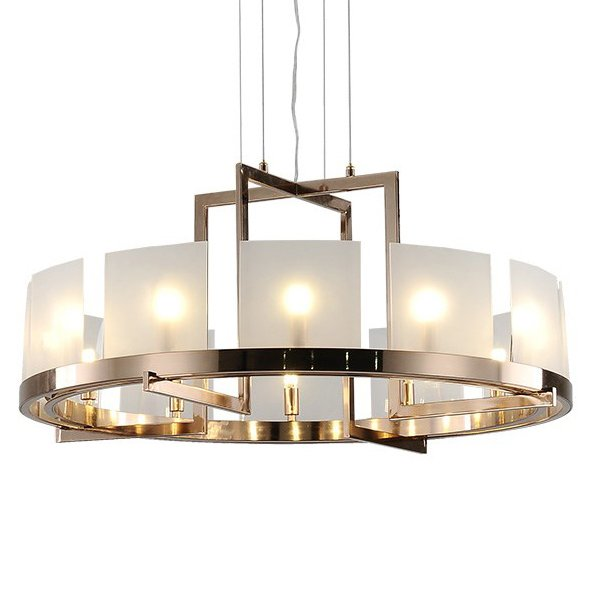 Люстра Powell and bonnell Halo Chandelier