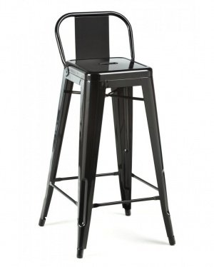 Барный стул Tolix Bar Stool 75 Backed