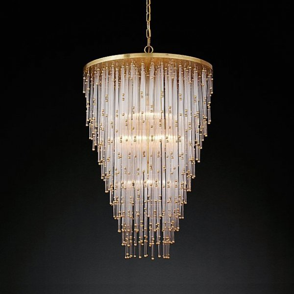 Люстра Restoration Hardware Luciano Chandelier 22