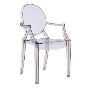 Cтул Louis Ghost Armchair