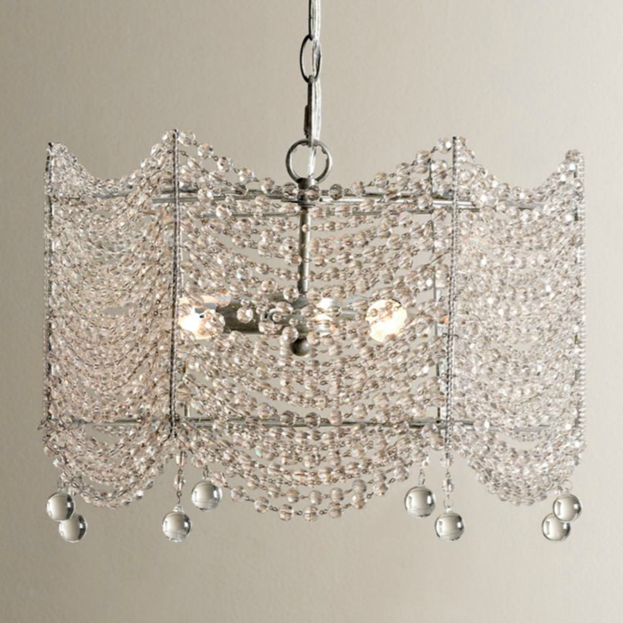 Люстра Clear Crystal French Pendant Lamp