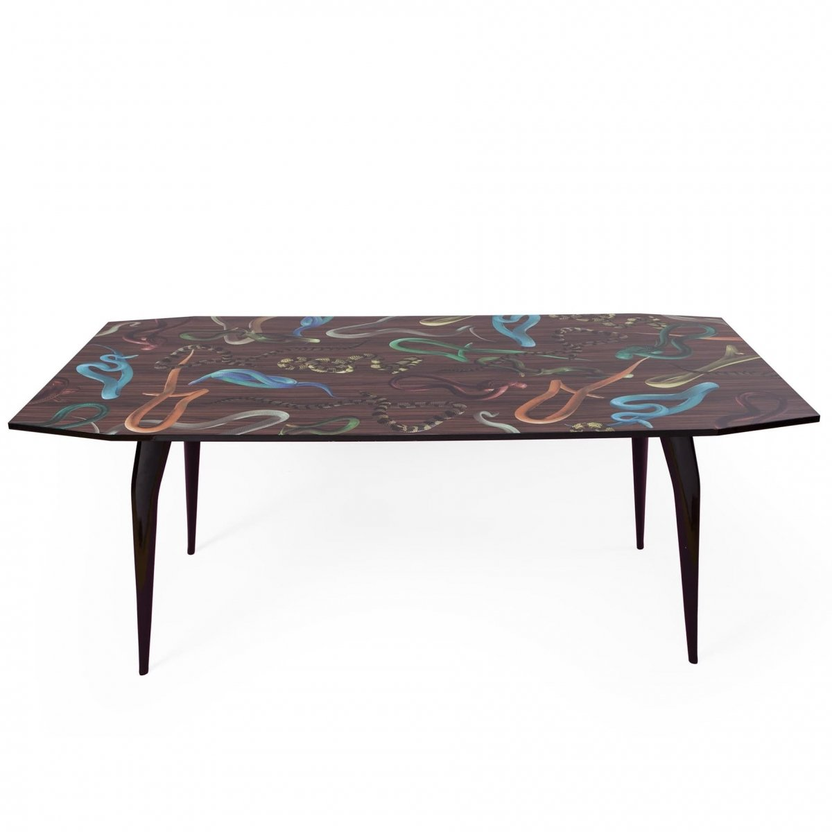 Обеденный стол Seletti Table Snakes On Wood
