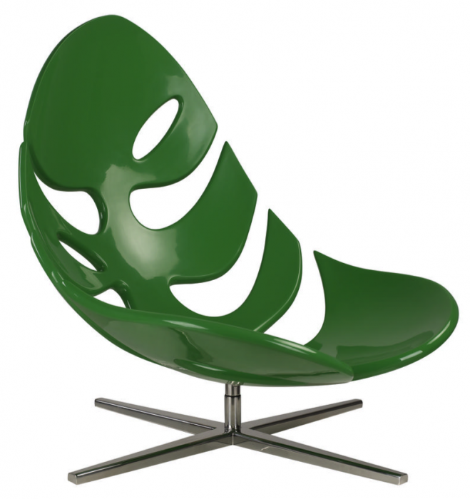 Кресло Monstera lounge chair