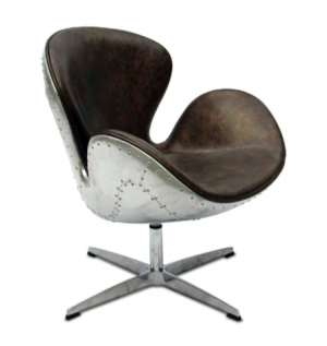 Кресло Spitfire Swan Chair Aviator