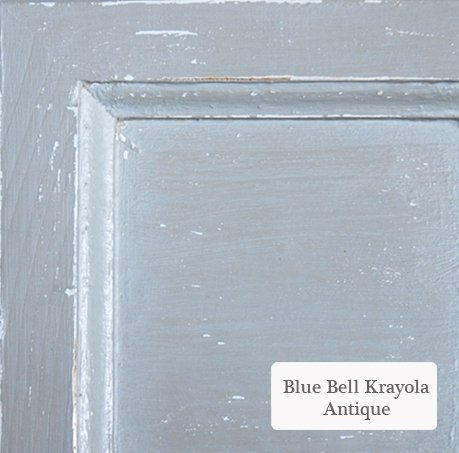 Blue Bell Krayola Antique