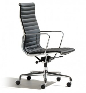 Кресло Eames Aluminum Group Executive Chair