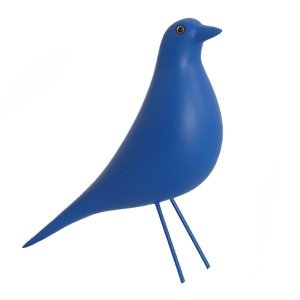 Птичка Eames House Bird blue