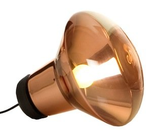 Люстра Blow Light Copper