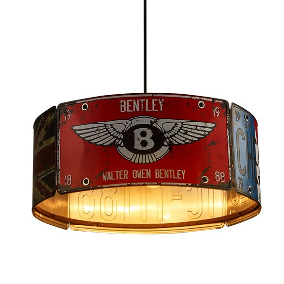 Светильник Loft Bentley Pendant