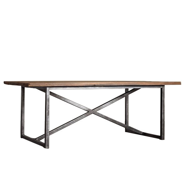Стол Loft Industrial Square Table
