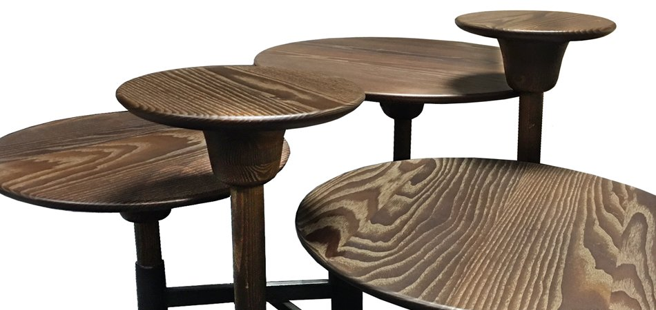 Кофейный стол Carson Thomson Prototype articulated table