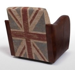 Кресло Master Jack Armchair Britannia Collection