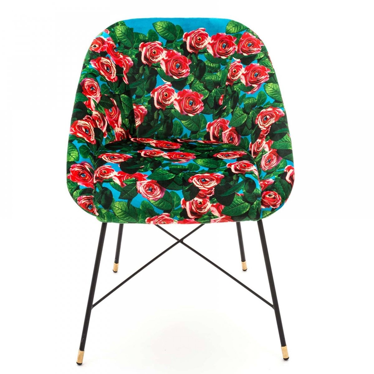 Кресло Seletti Padded Chair Roses