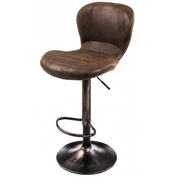 Барный стул Bar Chair Vintage brown