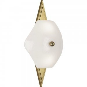 Бра Robert Abbey Vienna Wall Sconce Brass