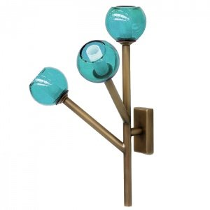Бра Last Night Wall Lamp Turquoise