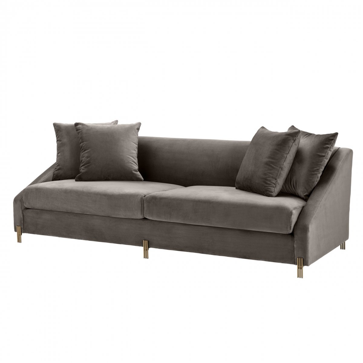 Диван Eichholtz Sofa Candice grey