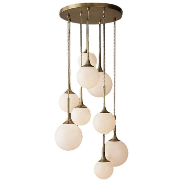 Подвесной светильник Restoration Hardware Whitney Chandelier