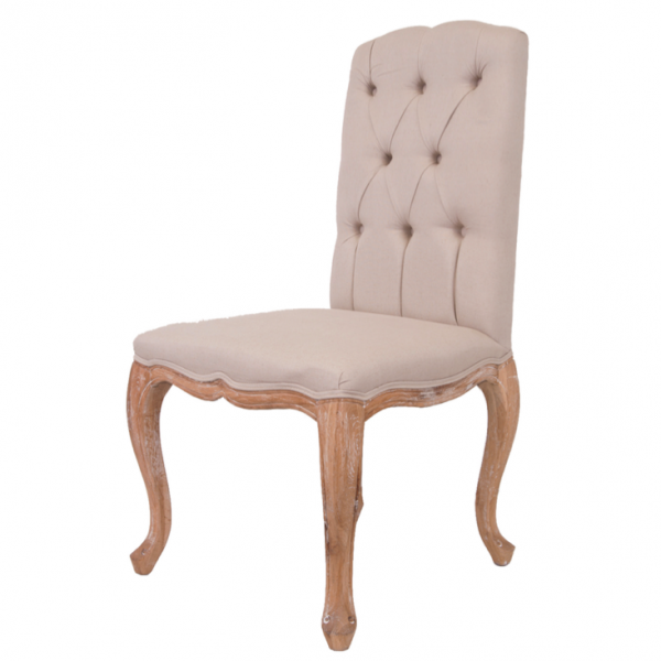 Стул French chairs Provence Norman Beige Chair
