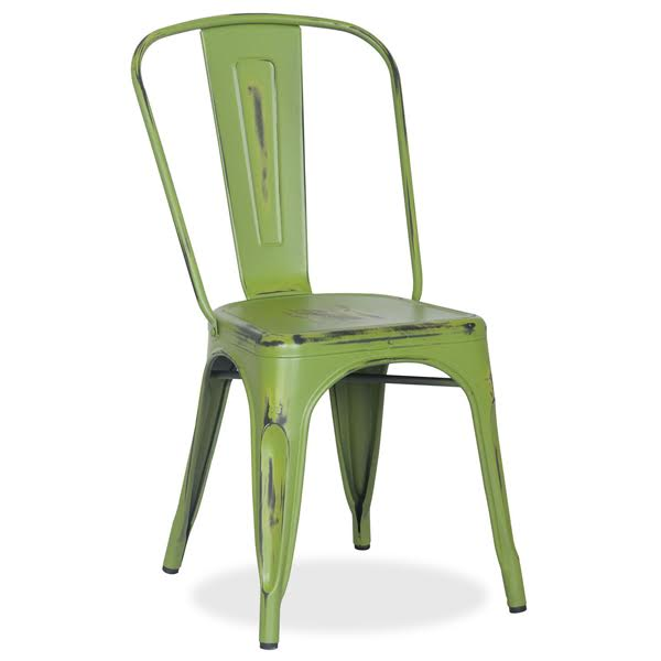 Кухонный стул Tolix Chair Vintage Green