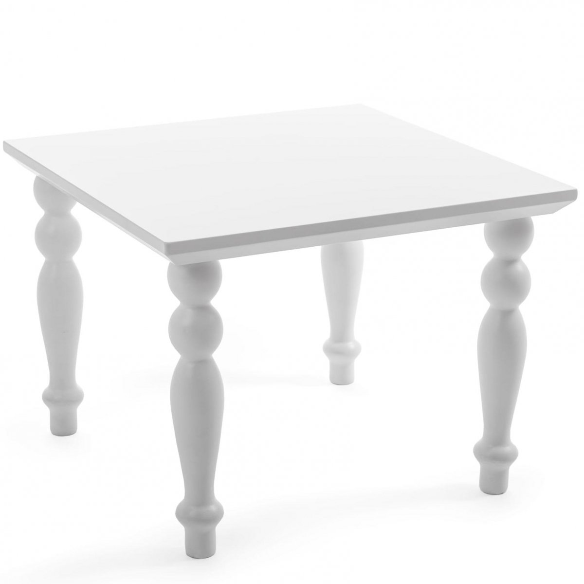 Журнальный стол Seletti Heritage Coffee Table Square white