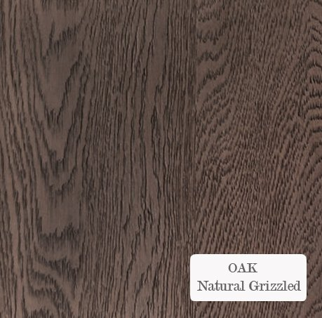 Oak Natural Grizzled