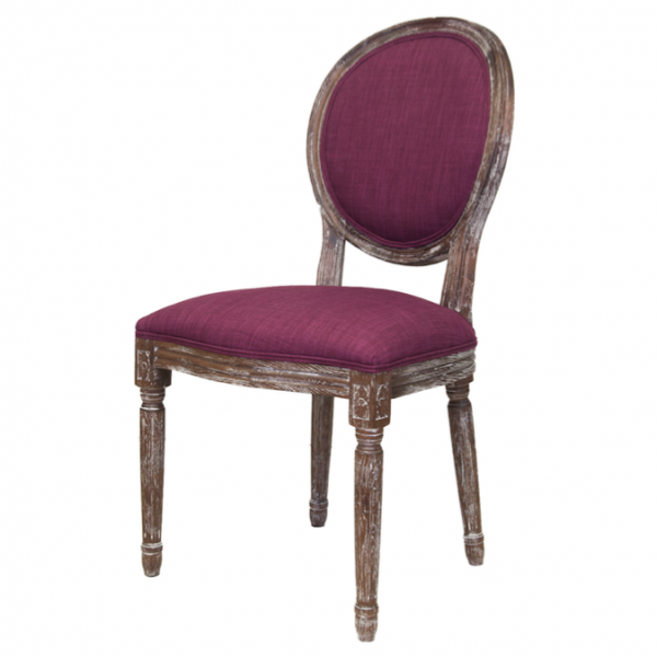 Стул French chairs Provence Violet Chair