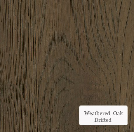 Weathered  Oak Drifted