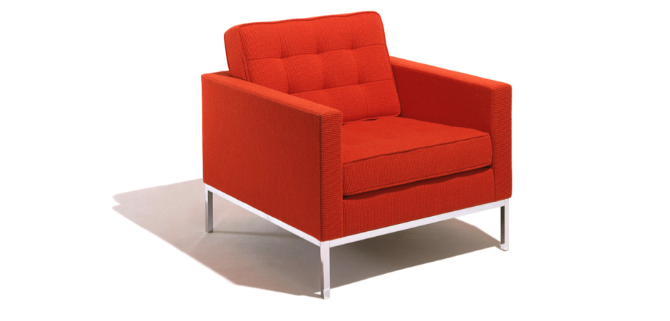 Кресло Knoll Lounge Chair