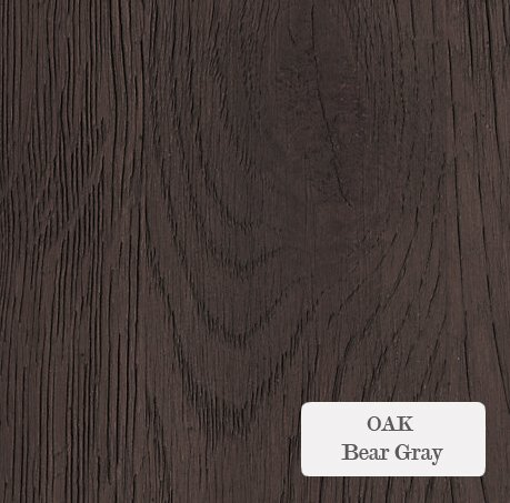 Oak Bear Gray